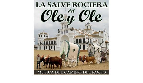 La Salve Rociero Con Flauta y Tamboril de Sebastian Perejon