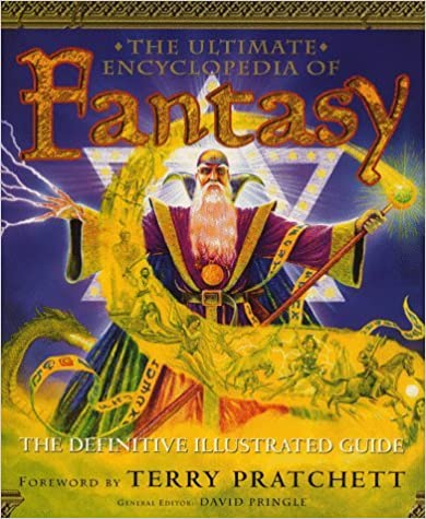 Gratis ebook downloading The Ultimate Encyclopedia of Fantasy by David Langford (1998-09-25) B01K0TG38I PDF