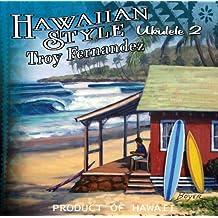 Vol. 2-Hawaiian Style Ukulele