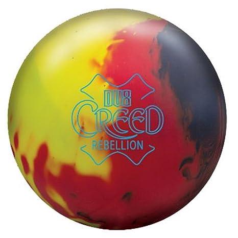 DV8 - Pelota de rebelión con Lazos, Color Rojo, Amarillo, Azul ...