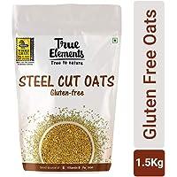 True Elements Gluten Free Steel Cut Oats, 1.5kg