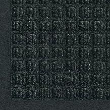 Andersen 280 Waterhog Fashion Polypropylene Fiber Entrance Indoor/Outdoor Floor Mat, SBR Rubber Backing, 3-Feet Length X 2-Feet Width, 3/8-Inch Thick, Charcoal