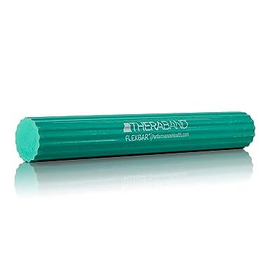 Thera-Band - Rodillo Flexible para Entrenamiento Verde grün ...