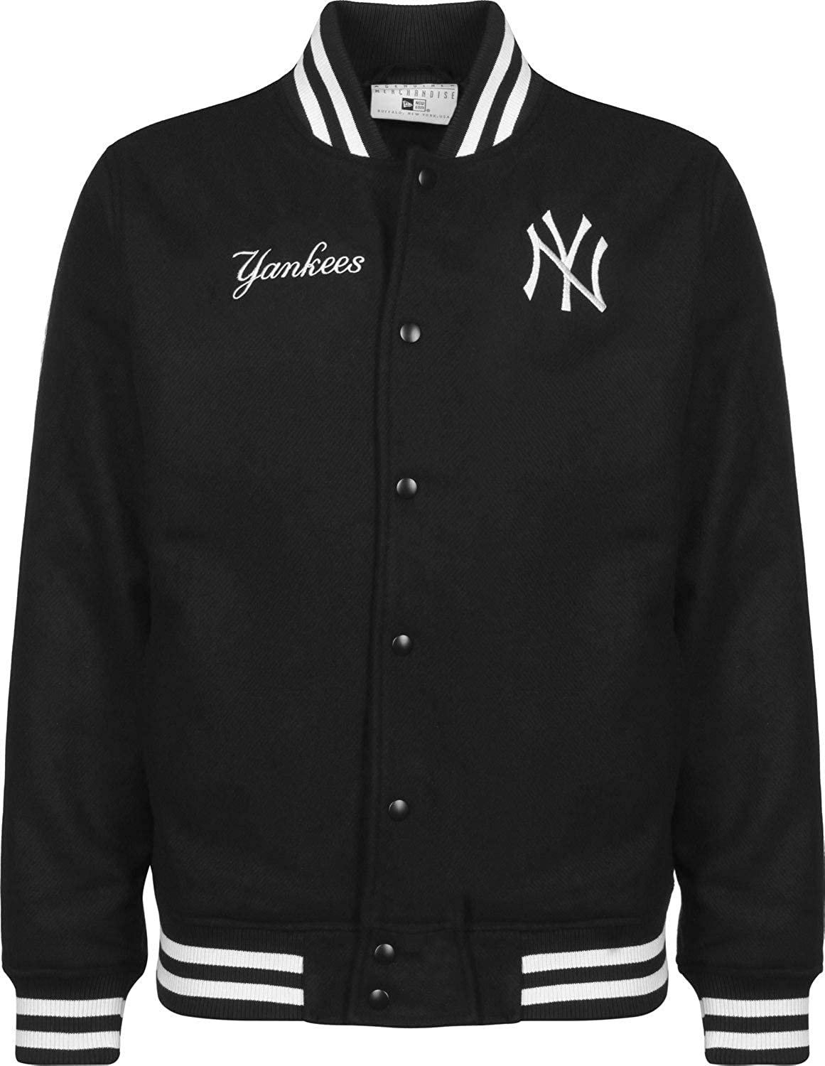 A NEW ERA Era York Yankees Chaqueta Bomber: Amazon.es: Ropa ...