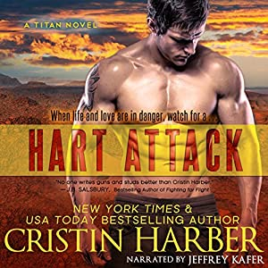 Hart Attack: Titan, Book 7 Audiobook