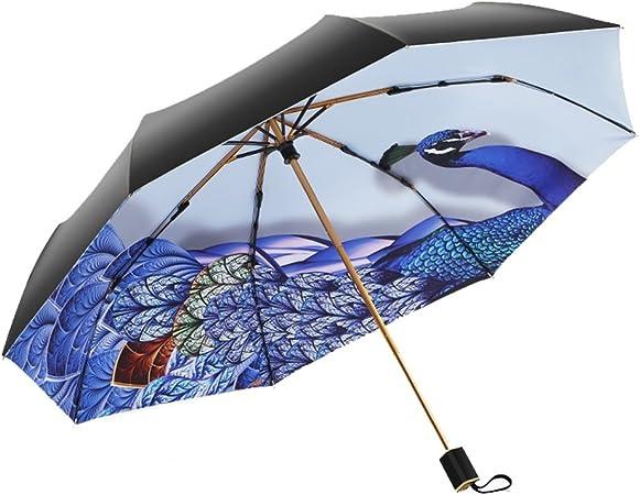femmes filles votre aide intime en cette saison Mini parapluie l/éger pliant parapluie de voyage Coupe-vent ultra l/éger protection UV parapluie compact s/échage rapide robuste