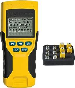 VDV Scout® Pro 2 Tester Kit, Includes 8 Items, Klein Tools VDV501823