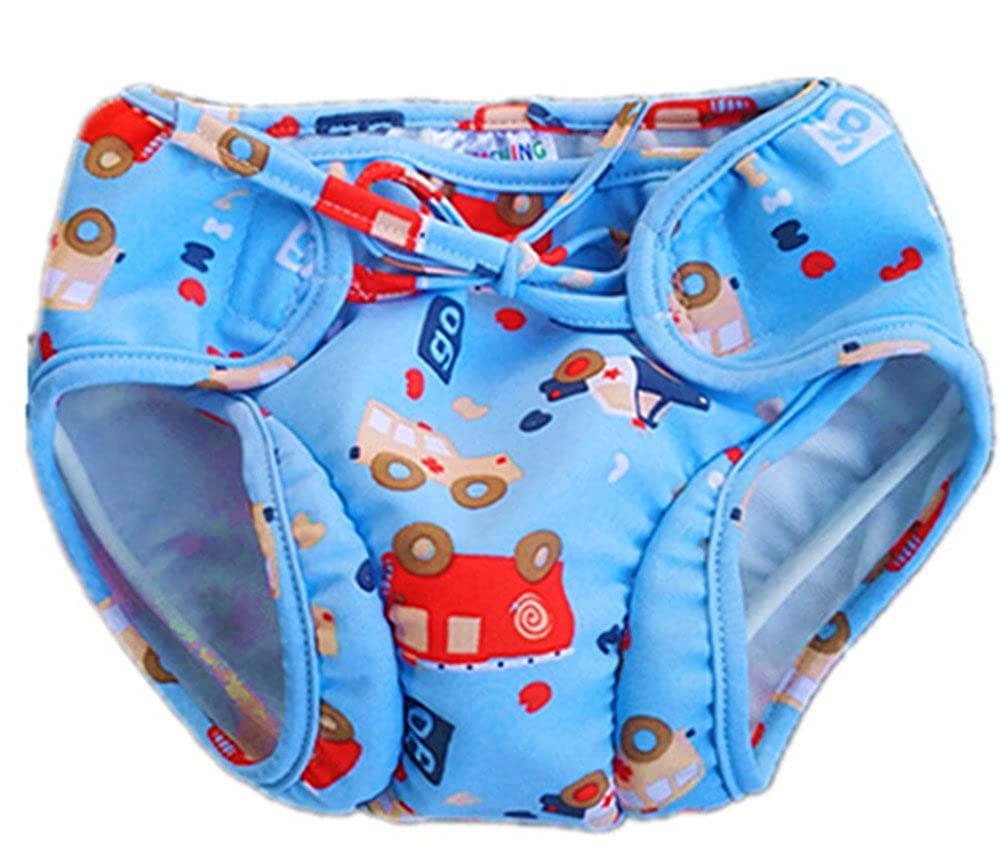 Demarkt Baby Kind Mädchen Junge Badewindelhose Badewindel Schwimmwindeln Badehose Aqua Slip Wasser ZHJ1580-81//DE