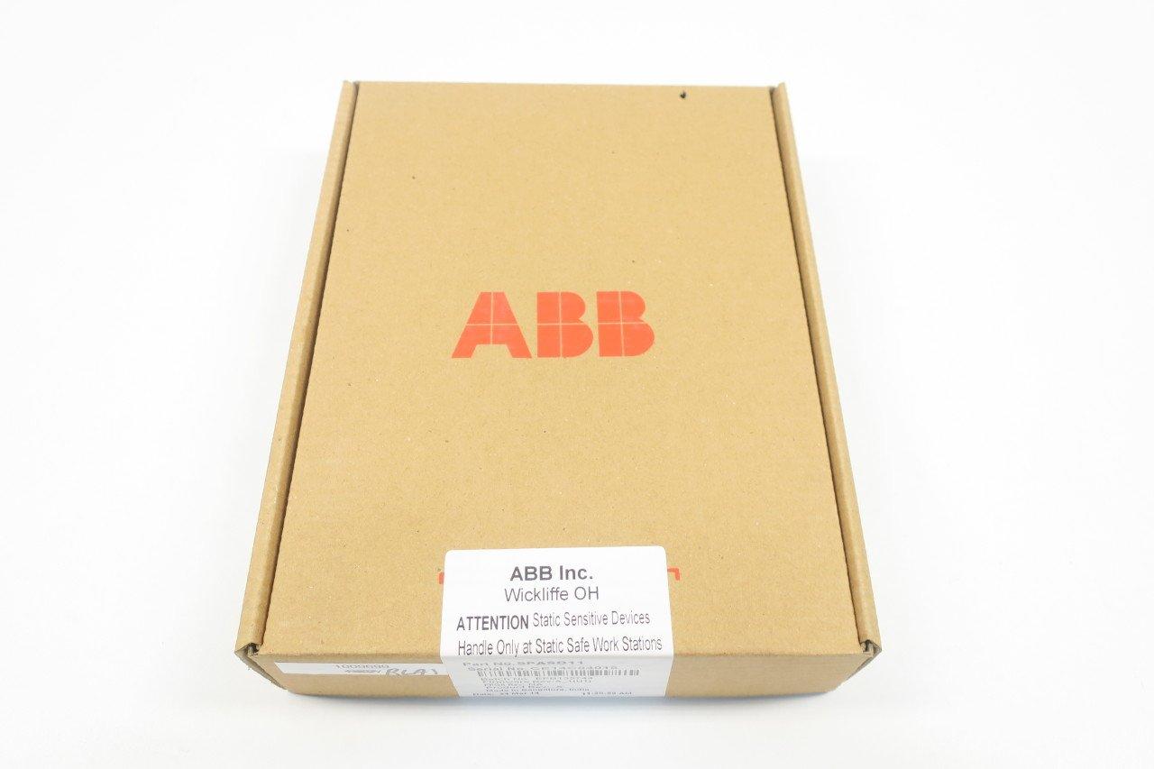 NEW ABB SPASO11 HARMONY ANALOG OUTPUT SLAVE MODULE REV A D590051