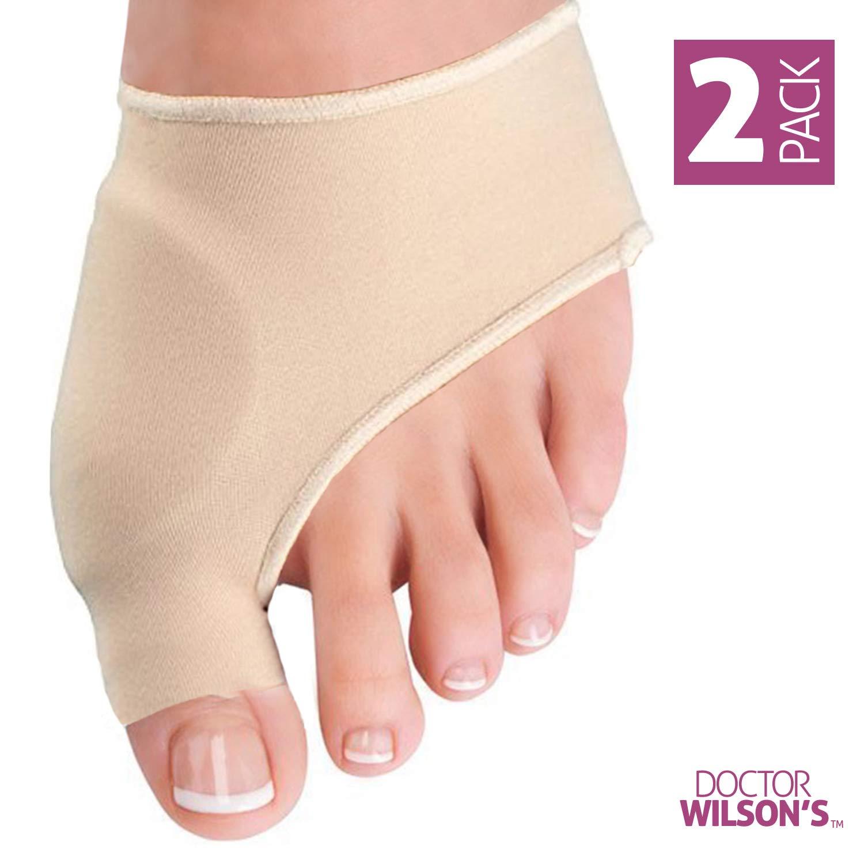 26c6a82c76 Amazon.com: Bunion Corrector - Bunion Relief Pads Sleeve - Bunion Splint  Orthopedic Bunion Corrector Socks - With Gel Pad Elastic Cushions Long-  Lasting for ...