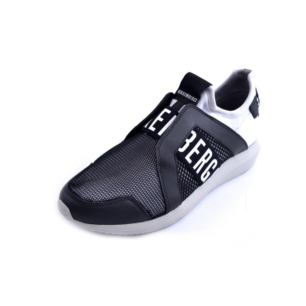 Bikkembergs - Zapatillas para Hombre Negro Negro Negro Size: 43: Amazon.es: Zapatos y complementos