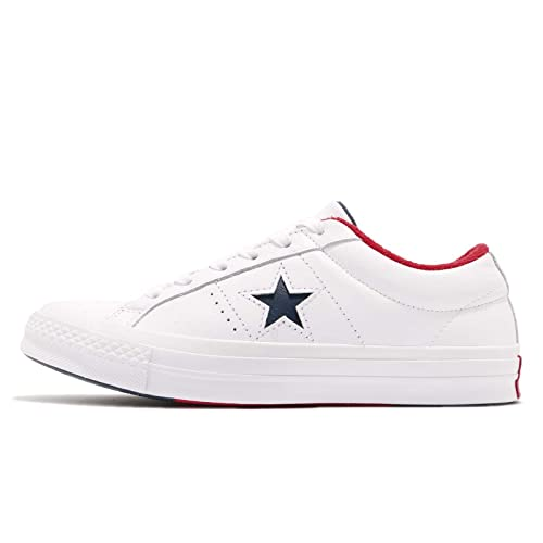 Converse Cons One Star Peached Wash Ox, Sneakers Basses Femme