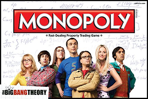The Big Bang Theory Monopoly (Big Bang Theory Penny compare prices)
