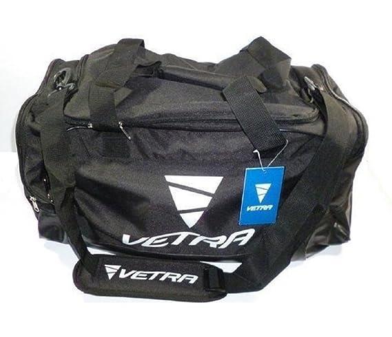 3056dae915 VETRA Focus Duffel Bag Holdall Carry Sports Bags Size Medium 60LTR Club  Team Personal equipment bag SZ M Soccer Football Gym Basketball Duffle Bags  Travel ...