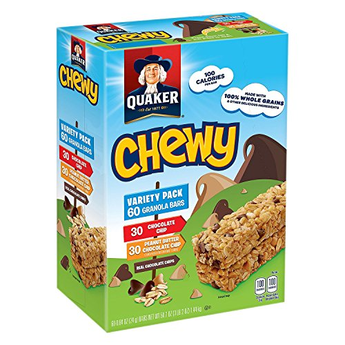 quaker granola bars - 3