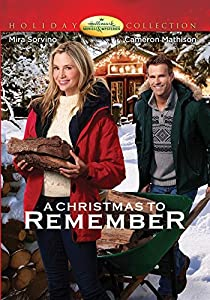 A Christmas To Remember by Cinedigm Hallmark