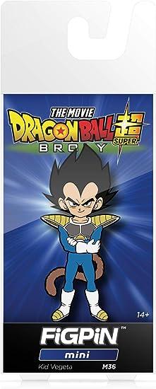 FiGPiN mini Dragonball Super Broly Movie Kid Broly Pin