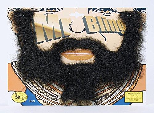 Bristol Novelties Mr T Beard A Team Fancy Dress ()