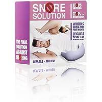Accesorio bucal para eliminar los ronquidos SNORE SOLUTION