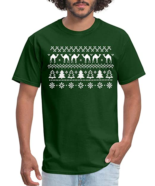 Green Day Christmas Sweater.Amazon Com Spreadshirt Hump Day Ugly Christmas Sweater
