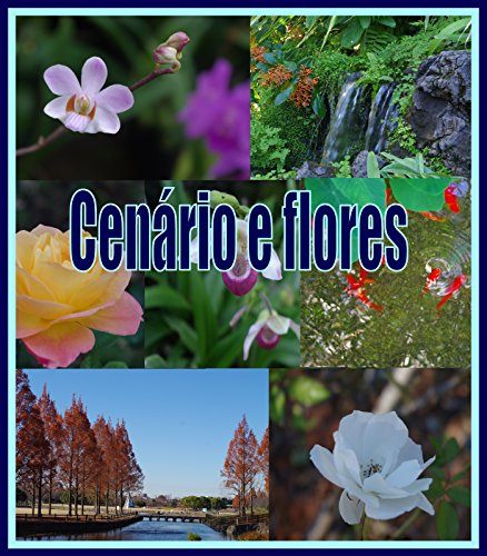 eBook Cenário e flores