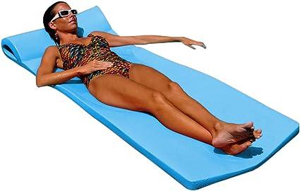 "Texas Recreation Sunsation Flutuador Indigo 70in Longa piscina balsa 1.75/"" Espuma"