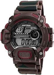 Relógio Mormaii Masculino Digital MO1132AF/8M