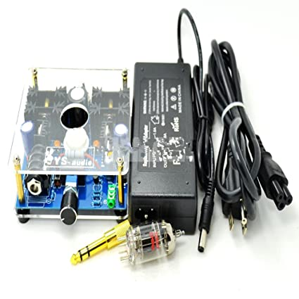 Amazon com: CPI Tube 12AU7 Headphone Amplifier Board w/ Plug