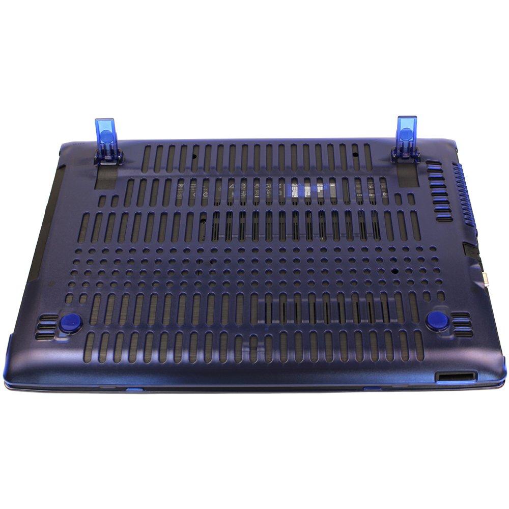 mCover Transparente Carcasa Dura/Fundas duras SÓLO para Acer Aspire E 15 E5-575 / E5-575G Serie Ordenador portátil