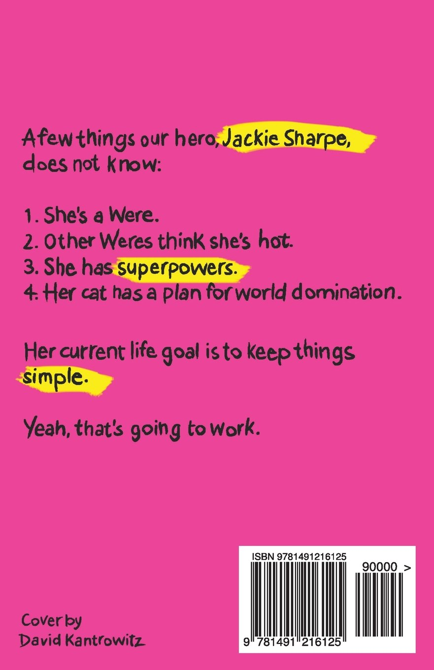 Jackie, Howl. (The Jackie Sharpe Series Book 1)