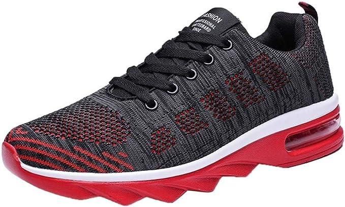 Darringls Zapatos de Hombre,Zapatos de Running para Hombre Mujer Zapatillas Deportivo Outdoor Calzado Asfalto Sneakers Zapatillas Deportivas de Mujer Running Sneakers 39-44: Amazon.es: Ropa y accesorios