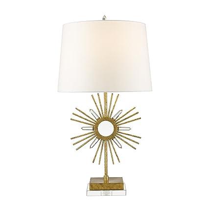 Flambeau Lighting TLM-1009 Sun King Table L&  sc 1 st  Amazon.com & Flambeau Lighting TLM-1009 Sun King Table Lamp - - Amazon.com