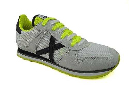 Zapatillas Munich Massana 65 - Color - Gris, Talla - 41: Amazon.es: Zapatos y complementos