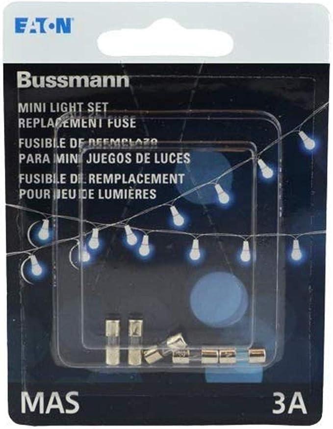 Bussmann 3 Amp Mini Blade Fuse
