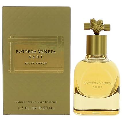 48ee8720c5 Bottega Veneta, Knot, Eau de Parfum con vaporizzatore, 50 ml: Amazon.it