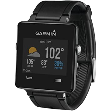 Garmin 010 - 01297 - 10 Vivoactive (TM) Smartwatch Bundle ...