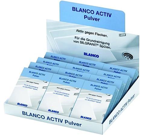 Blanco - Activ en polvo - display de 25 pack: Amazon.es: Bricolaje y herramientas