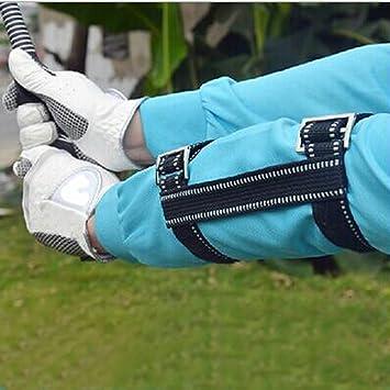 Golf Codo Banda, entrenamiento de swing de golf Arm Checker ...