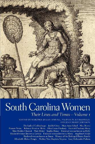 1: South Carolina Women: Their Lives and Times (Southern Women:  Their Lives and Times - Women Stockton