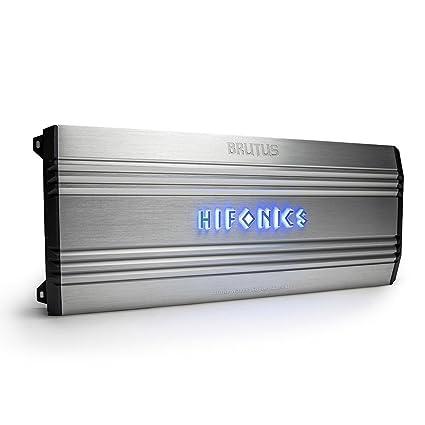 Hifonics 4000W Super Class D Monoblock Car Stereo Subwoofer Amplifier