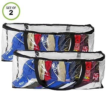 Amazon.com: Evelots juego de 2 gorra de béisbol bolsas de ...