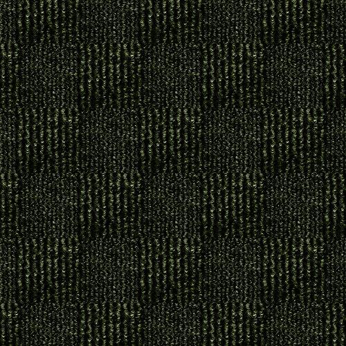 "UPC 080321112255, 24""x 24"" Carpet Tile Peel and Place Crochet (Mocha) (60sq.ft.) 15 tiles"