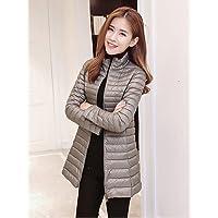 Fanru 梵如 女式 轻薄羽绒服女气质修身学院风羽绒衣韩版冬装新款羽绒服外套 F579A-1665B