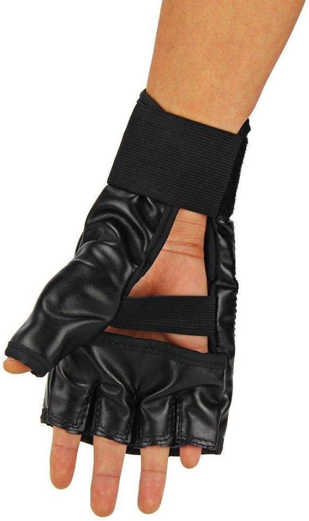 Fullfun Muay Thai Training Punching Bag Half Mitts Sparring Boxing Gloves