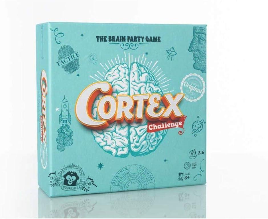 Captain Macaque ASMCORCH01ML Cortex Challenge Card Game by Captain Macaque: Amazon.es: Juguetes y juegos
