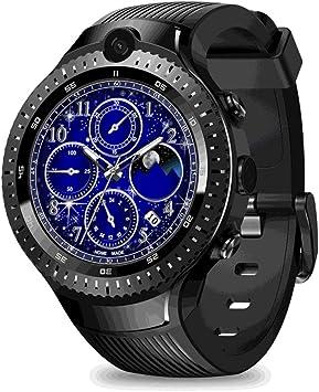 ZHAOHAONB Reloj Inteligente Zeblaze Thor 4 GPS Dual 4G LTE Video ...