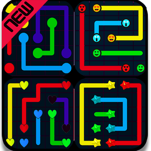 Dot To Dot Free Games    Connect The Dots   Puzzle Games   Flows Free