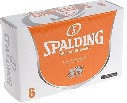 Spalding, varios pelotas de golf, calidad profesional, 12 unidades ...