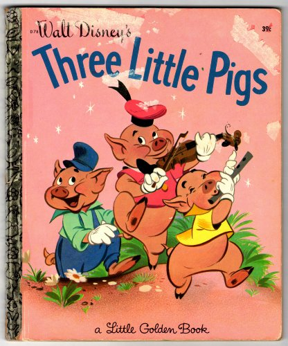 Walt Disneys Three Little Pigs - 3