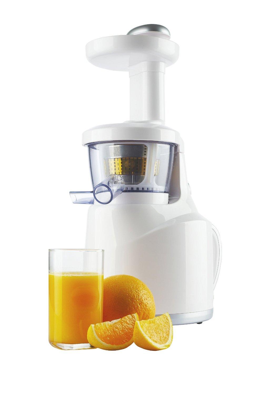 Extractor de zumos BioChef Slow Juicer - Exprimidor lento con tecnología Cold Press ¡El más pequeño y económico! 3 años de garantía y 30 días de prueba ...